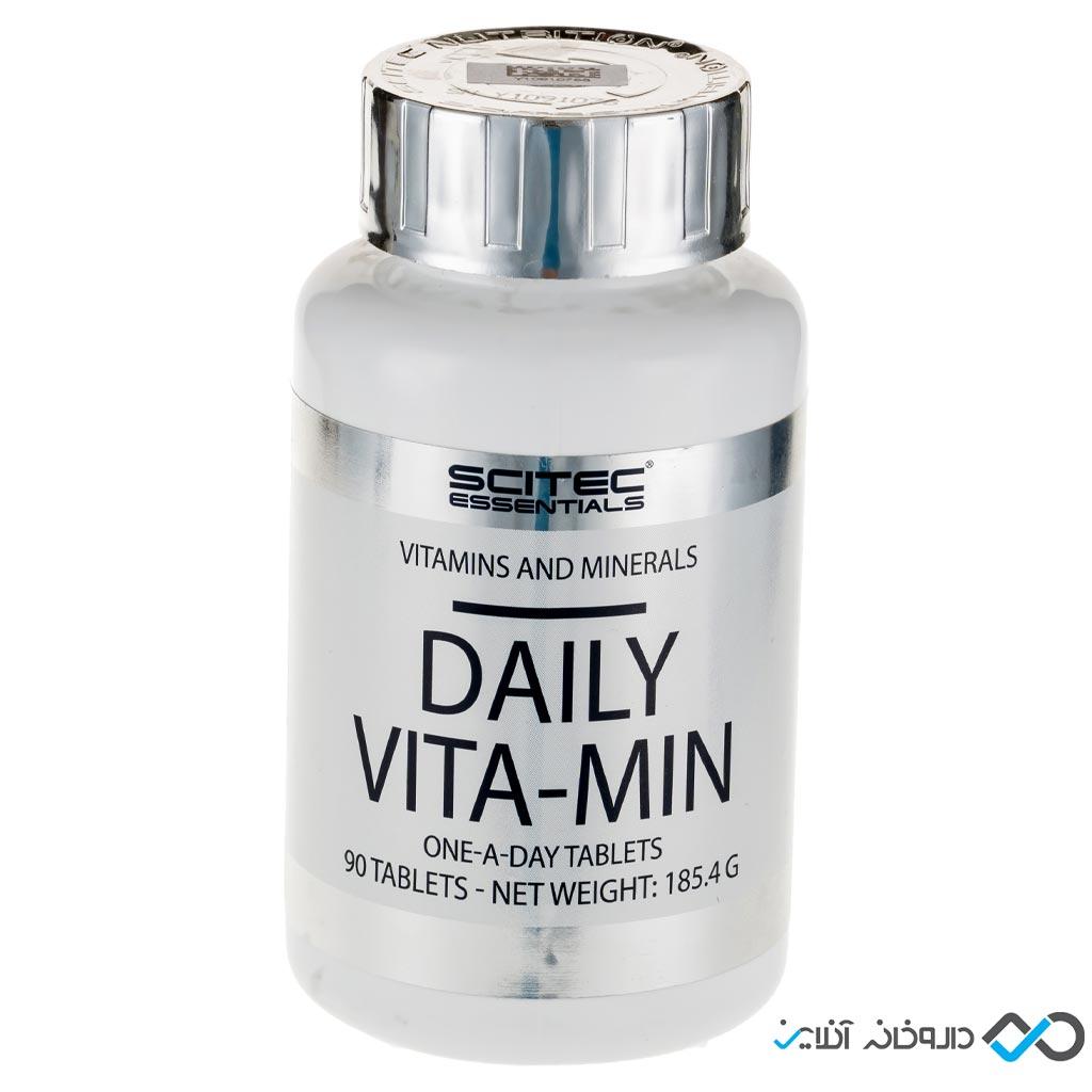 قرص دیلی ویتامین سایتک نوتریشن   90 قرص   مولتی ویتامین کامل روزانه برای تمام افراد
