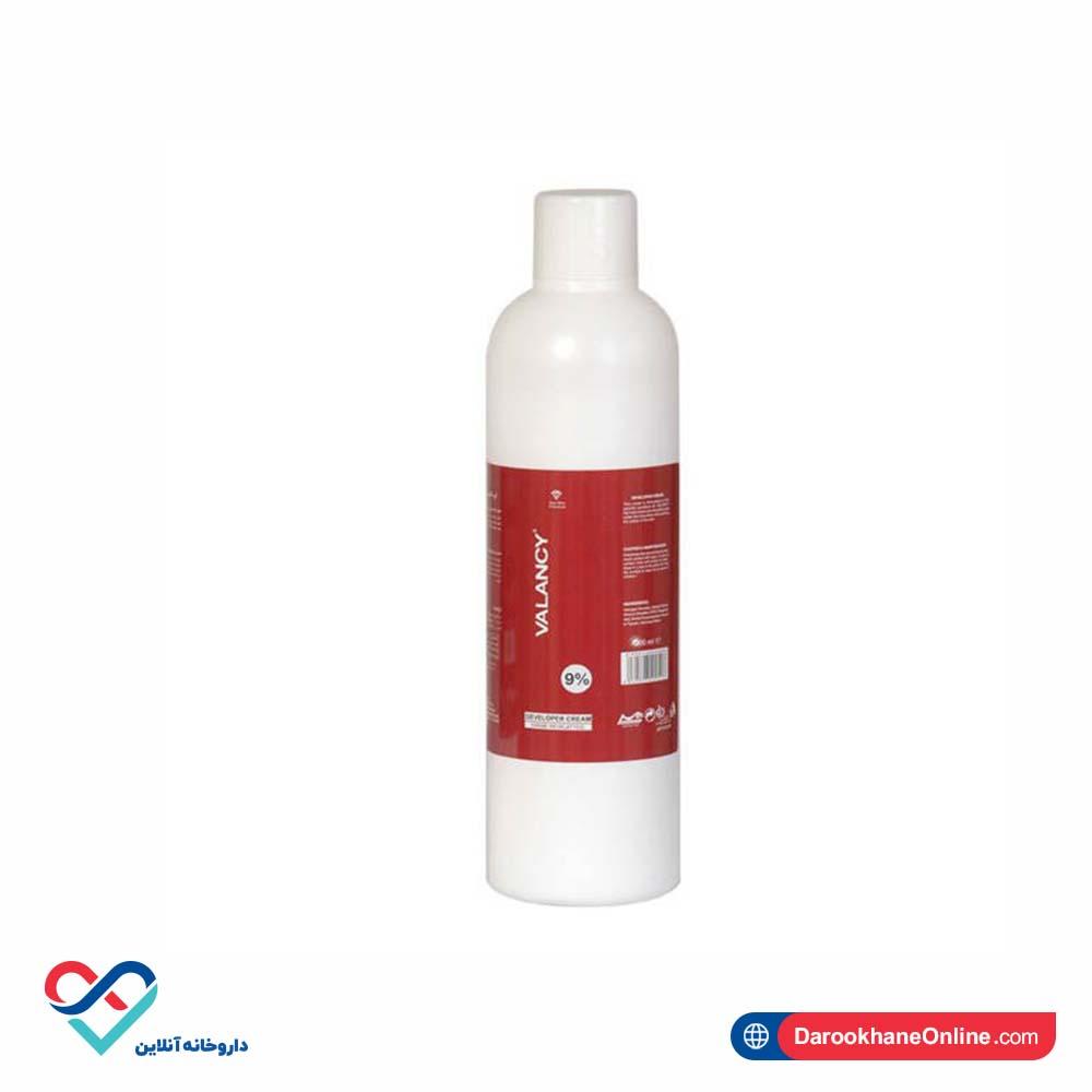 اکسیدان والانسی | فعال کننده رنگ مو و دکلره