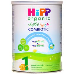 شیر خشک هیپ ارگانیک 1 کاله | مناسب برای تکمیل تغذیه با شیر مادر و مناسب از بدو تولد تا شش ماهگی