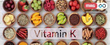 نشانه ها ی کمبود ویتامین k کدام هستند؟