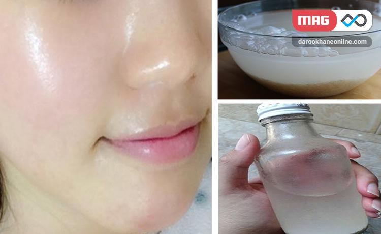 استفاده از تونر برنج راهی برای داشتن پوست صاف