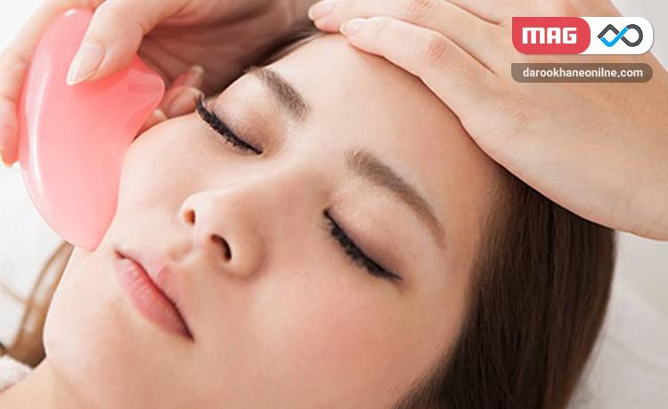 تکنیک گوآشا روشی برای داشتن پوست صاف