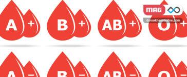 چرا انسانها گروه خونی متفاوت دارند؟