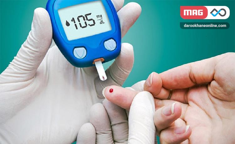 دیابت یکی از بیماریهای زنان