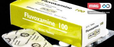 با عوارض و اثرات قرص فلوکسامین آشنا شوید!