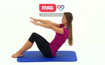 معرفی انواع ورزش برای کوچک شدن شکم و پهلو