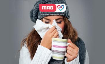 معرفی انواع غذاهایی که در سرماخوردگی باید خورد!